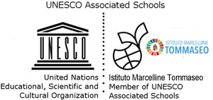 Istituto Marcelline Tommaseo e' Unesco Associated School